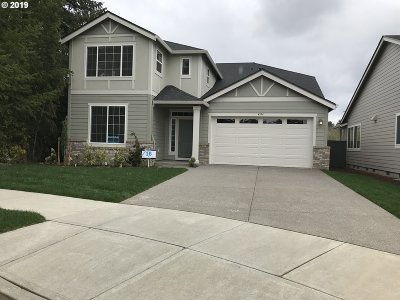 Hillsboro Single Family Home For Sale: 4954 SE 85th Ave #lot16