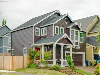 Beaverton Single Family Home For Sale: 20608 SW Mabel St