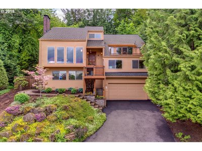 West Linn Single Family Home For Sale: 3189 Cottonwood Ct