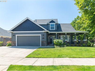 Eugene Single Family Home For Sale: 1142 Wooden Way
