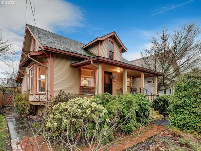 Portland OR Single Family Home For Sale: $363,500