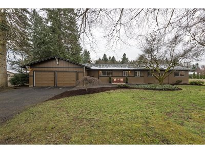 Canby Single Family Home For Sale: 1009 NE Territorial Rd