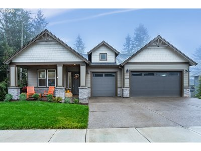 Happy Valley Single Family Home For Sale: 14138 SE Mountain Ridge Ct
