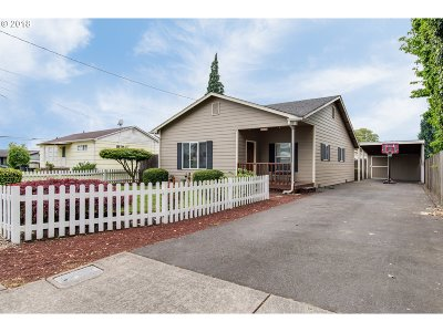 Woodland Single Family Home For Sale: 721 2nd St