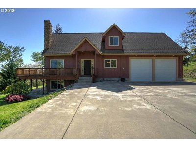 Scio Single Family Home Sold: 38891 Hungry Hill Dr
