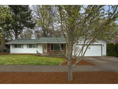 Keizer Single Family Home For Sale: 1291 Mandarin St