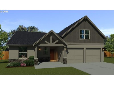 Oregon City Single Family Home For Sale: 16364 Kitty Hawk Ave #Lot22