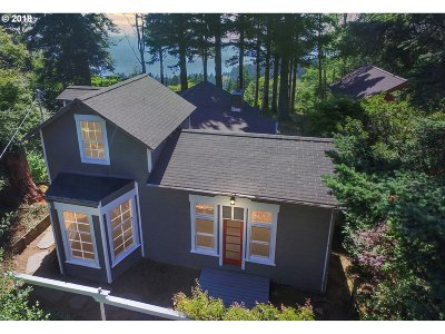 Gold Beach Single Family Home For Sale: 94380 Schreiber Dr