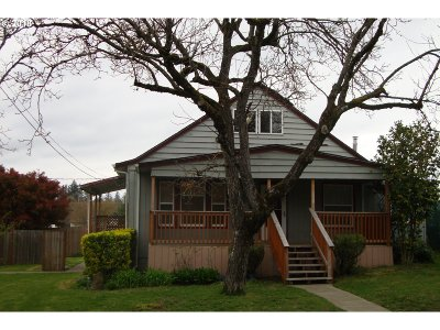Single Family Home Sold: 7221 SE Brehaut St