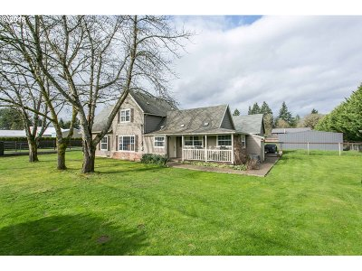 Newberg, Dundee, Mcminnville, Lafayette Single Family Home For Sale: 23315 NE Sunnycrest Rd