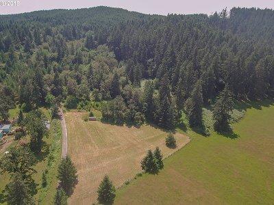 Eugene Residential Lots & Land For Sale: 27392 Erickson Rd