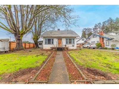 Cottage Grove, Creswell Single Family Home For Sale: 1026 E Washington Ave