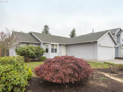 Portland Single Family Home For Sale: 3435 NE 149th Ave