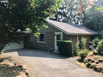 Single Family Home For Sale: 7269 SE Thorburn St