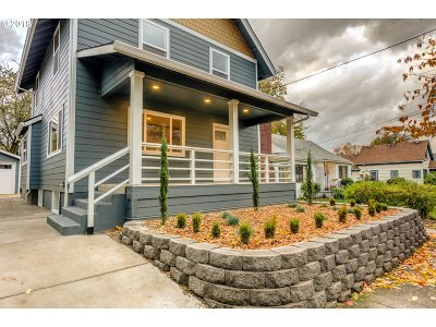 Single Family Home For Sale: 4833 NE 11th Ave