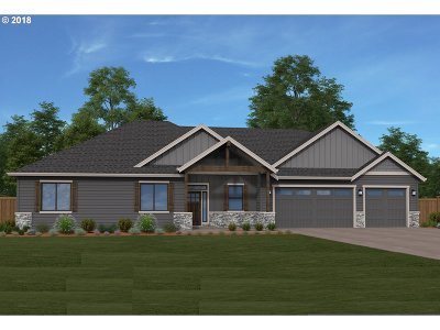 Woodland Single Family Home For Sale: Green Mountain Lot 2 Rd