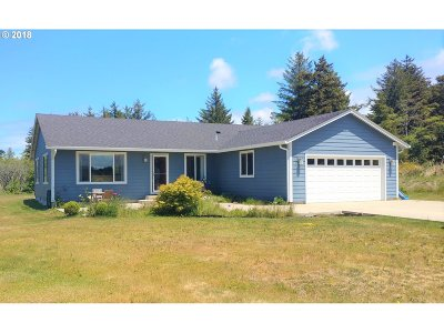 Bandon Single Family Home For Sale: 87512 Dahl Ln