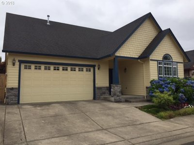 Springfield Single Family Home For Sale: 6737 Moses Pass