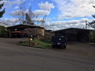 Tigard Multi Family Home Pending: 15166 SW 119th Ave