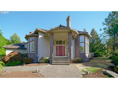 Tigard Single Family Home For Sale: 13779 SW Charleston Ln