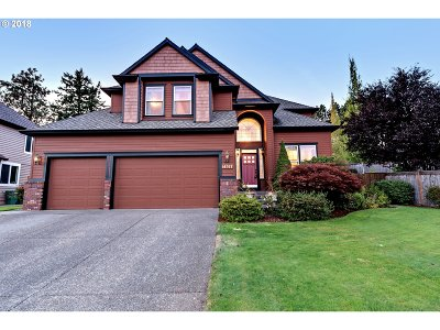 Happy Valley, Clackamas Single Family Home For Sale: 14317 SE Donatello Loop