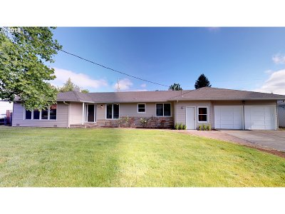 Keizer Single Family Home For Sale: 789 Greenwood Dr