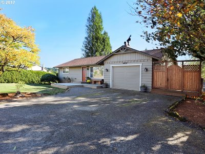 Single Family Home Sold: 34205 SE Lawton Rd