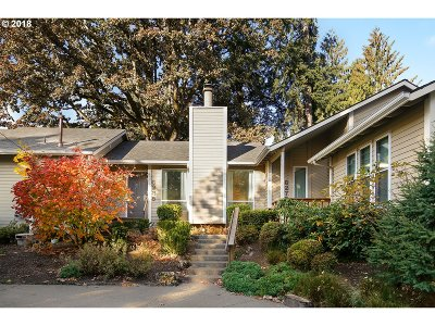 Beaverton OR Condo/Townhouse For Sale: $275,000