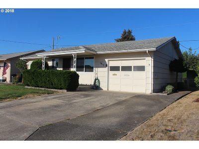 Woodburn Single Family Home For Sale: 1617 Quinn Rd