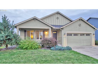 Washougal Single Family Home For Sale: 3160 45th St