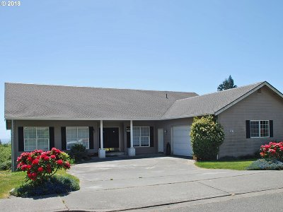 Brookings Single Family Home For Sale: 861 Jodee Ln