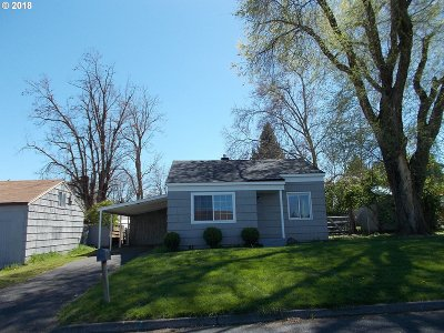 Single Family Home Sold: 3040 SW Kirk Ave