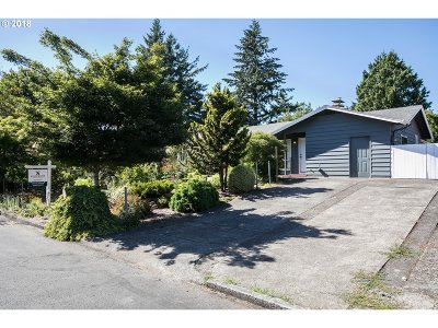 Single Family Home For Sale: 16541 SE Mill St