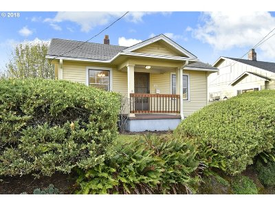 Portland OR Single Family Home For Sale: $299,000