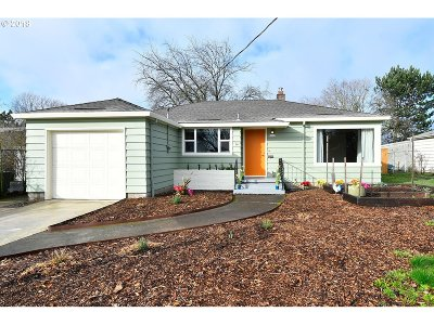 Single Family Home For Sale: 5145 SE 85th Ave