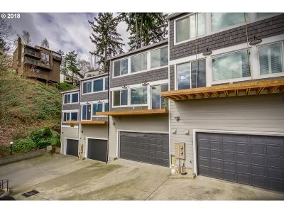 Southwest Hills Condo/Townhouse For Sale: 1928 SW Mill Street Ter