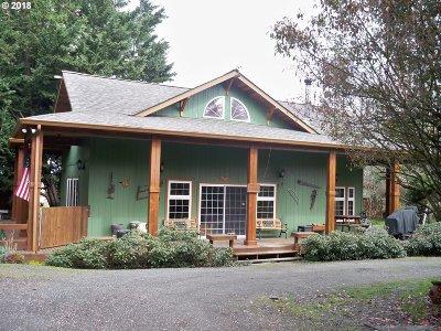 Ridgefield Single Family Home For Sale: 3216 NE 225th Cir