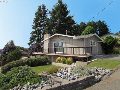 Brookings Single Family Home For Sale: 1214 Ransom Ave