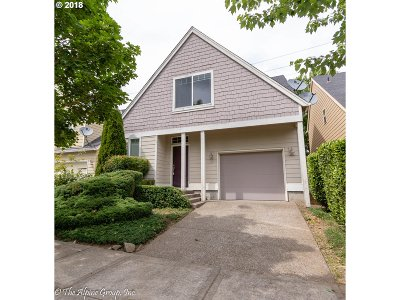 Beaverton Single Family Home For Sale: 20885 NW Painted Mountain Dr