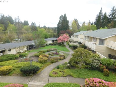 Condo/Townhouse For Sale: 2533 SW Beaverton Hillsdale Hwy