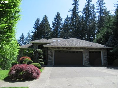 Happy Valley Single Family Home Pending: 12982 SE Wellington Ct