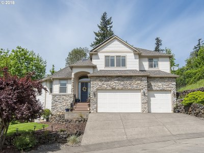 Washougal Single Family Home For Sale: 827 N P Ct