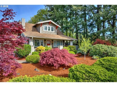 Milwaukie Multi Family Home For Sale: 5405/5407 SE Glen Echo Ave