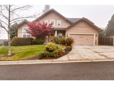 Eugene Single Family Home For Sale: 3093 Cimarron Pl
