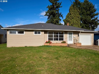 McMinnville Single Family Home For Sale: 1425 NE 9th St