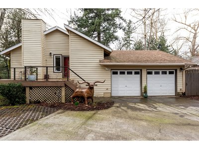 Single Family Home For Sale: 7643 SE 108th Ct