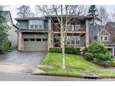 West Linn Single Family Home For Sale: 6420 Evergreen Dr
