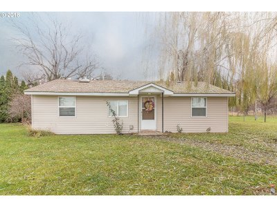 Hermiston Single Family Home For Sale: 31962 Diagonal Rd