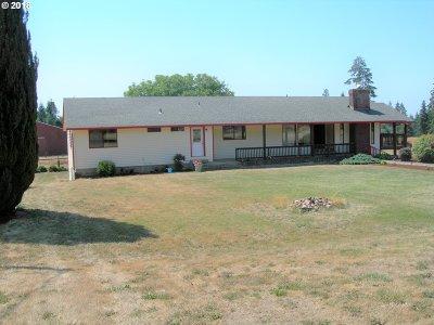 La Center Single Family Home For Sale: 6703 NE 329th St