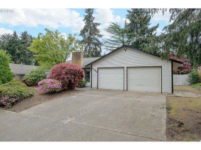 Beaverton Single Family Home For Sale: 5352 SW 153rd Ave